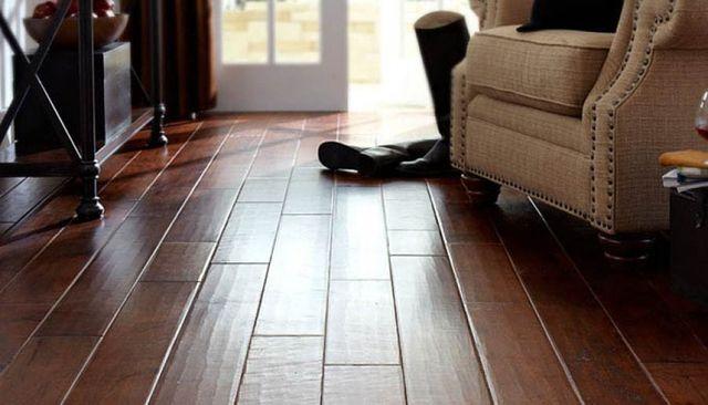 Hardwood flooring in League City, TX