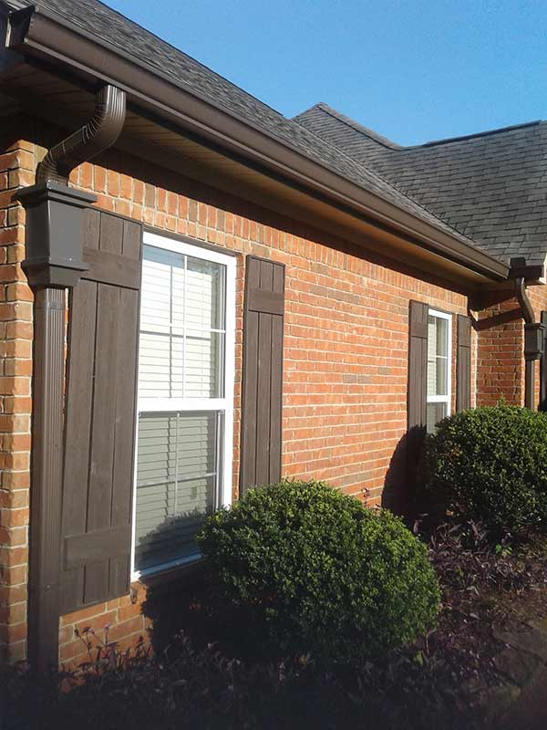 Gutters And Vinyl Siding Collierville Tennessee Mid