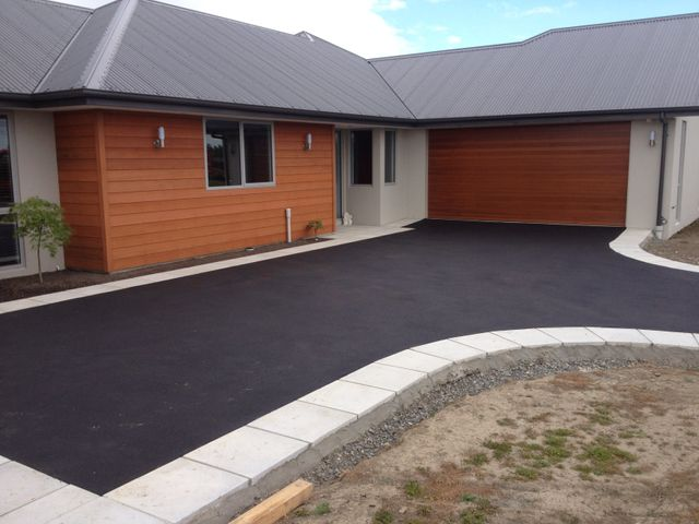 Residential driveways in Christchurch are our specialty