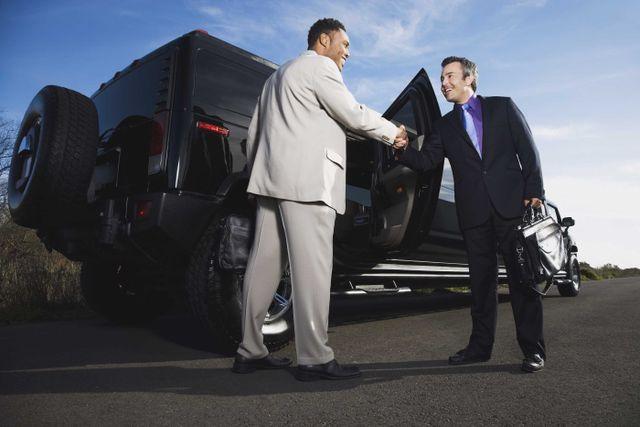 corporate limo service Albuquerque