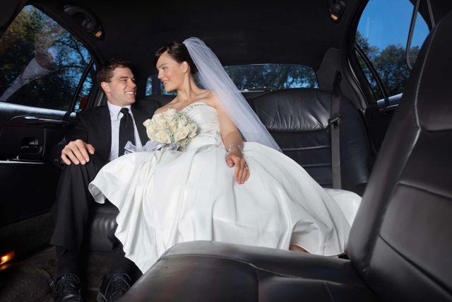 wedding limo service Albuquerque
