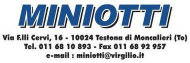 Miniotti Autofficina - Logo