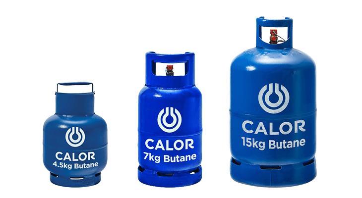 Propane Bottles Supplied In Oswestry