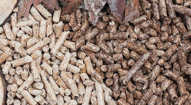 Burning Wood Biomass Pellets ~ Premium quality biomass wood pellets in oswestry