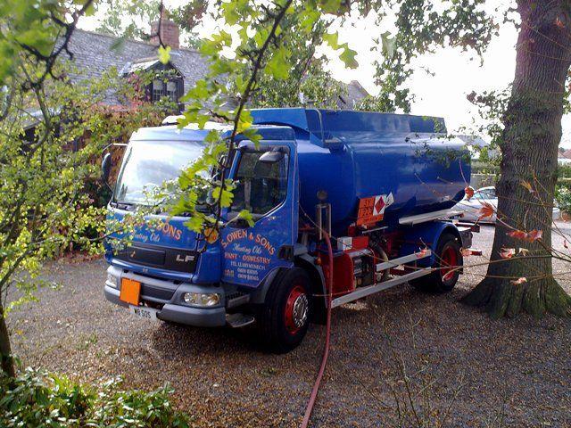 coal fuel for vans