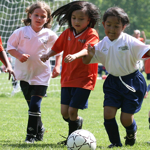 Extra-Curricular Activities Including Art, Computers, Dance, Gymnastics, Karate, Keyboard Piano, Playball, Soccer, and Sports Training