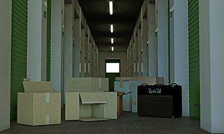24/7 Storage Building Access
