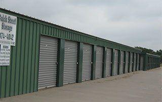 Gentil Storage Buildings San Angelo, TX