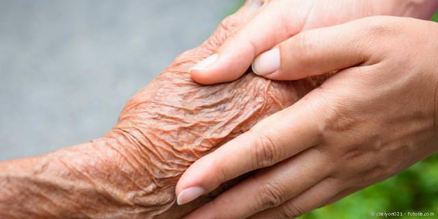 Hilfe für bettlägerige Patienten