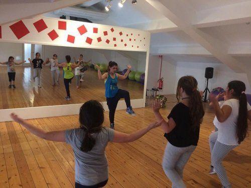 Scuole di danza moderna