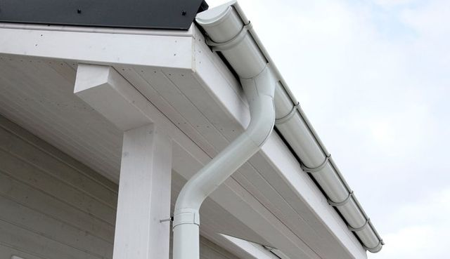 upvc fascias, soffits and guttering