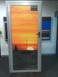 sunset clearshield screen