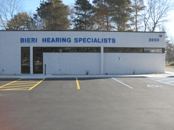 Bieri Hearing Location - Saginaw