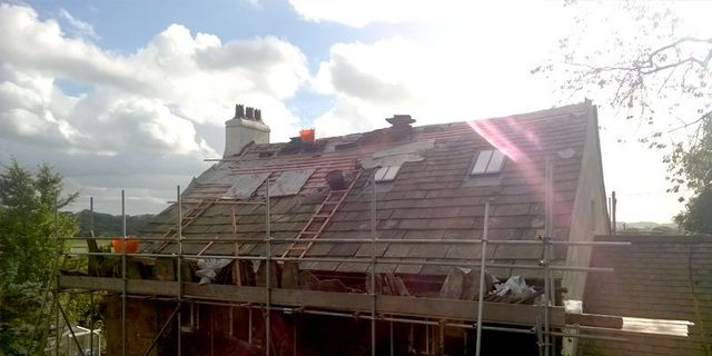 High Quality Roof Repair Services Across Bolton And Lancashire