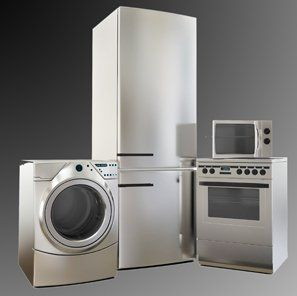 Domestic kitchen appliance repair