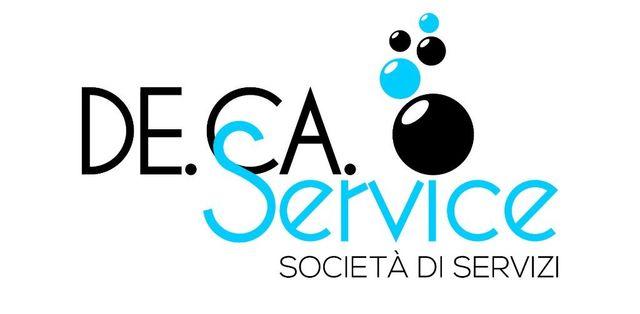 DE.CA. SERVICE PULIZIE CIVILI ED INDUSTRIALI - logo