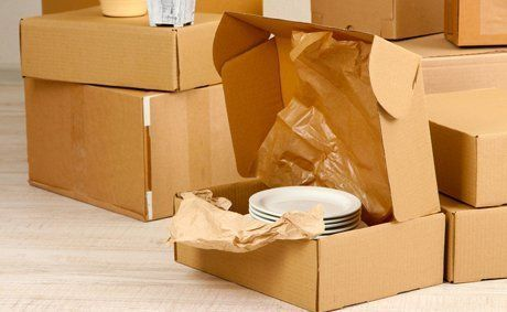 Premier removals packaging