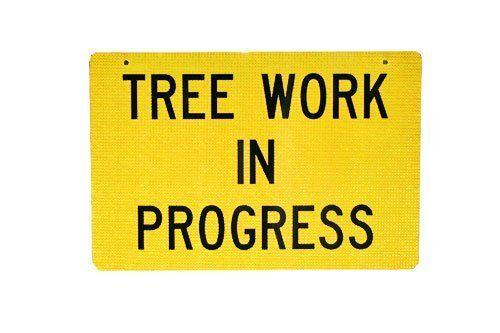 tree work in progress