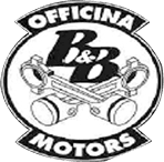 AUTOFFICINA B&B MOTORS - LOGO