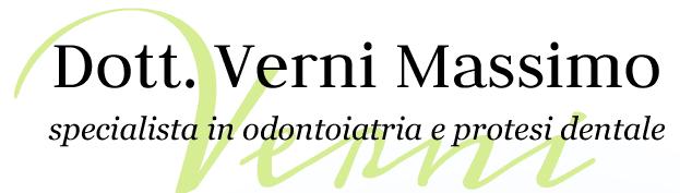 DENTISTA VERNI DOTT. MASSIMO logo