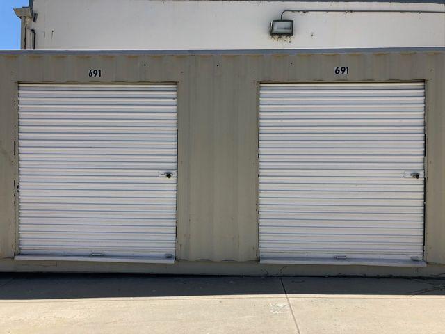 Merveilleux Orange Storage Units U2014 Self Storage In Santa Cruz, CA