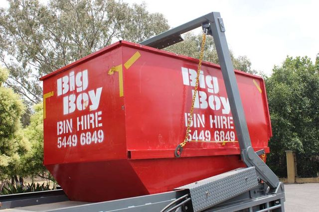 big boy bin hire bin