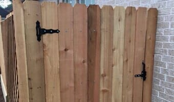Residential Fencing Pasadena Tx Hurricane Fence Inc