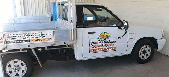 公司拖车卡车 -  Townsville批发面板和QLD的零件