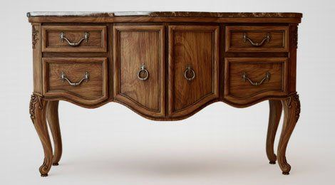 Antique restoration - Furniture Restoration And French Polishing In Ashford