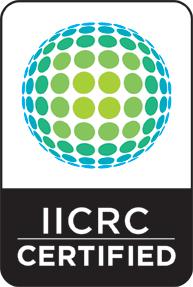 iicrc certified logo