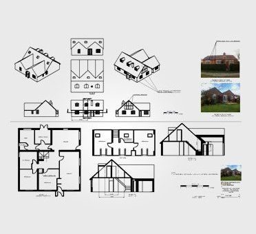 Planning permission for building projects