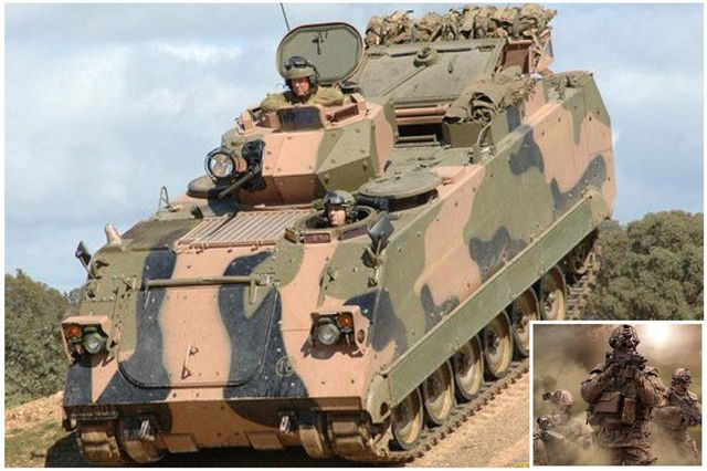 australian general engineering components manufactured for defence