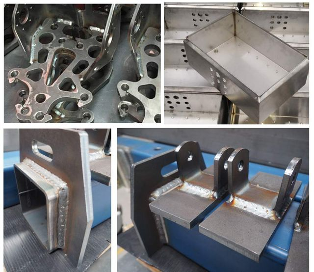australian general engineering different welded parts