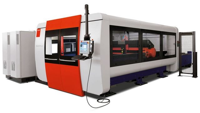 australian general engineering laser cutting machine