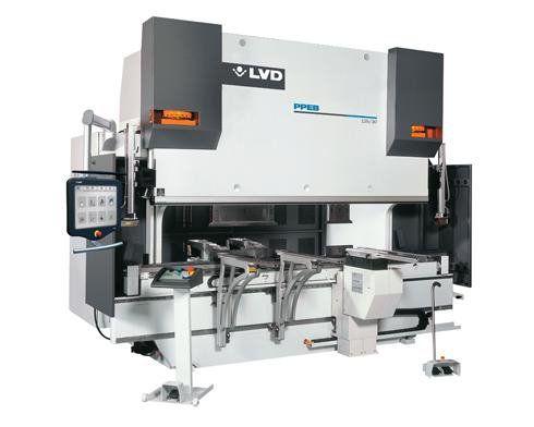 australian general engineering lvd brake press