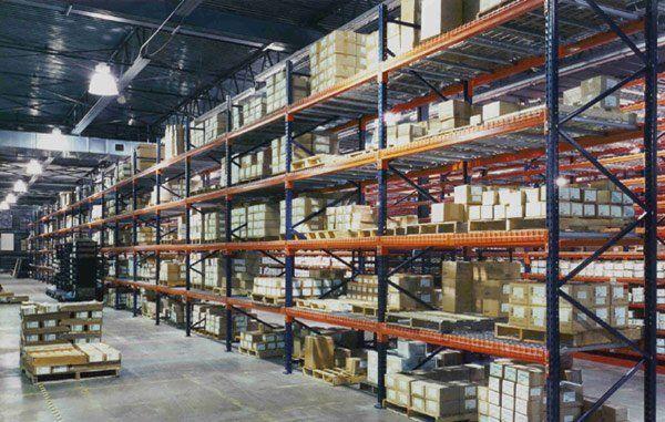 australian general engineering stocks arranged in shelves