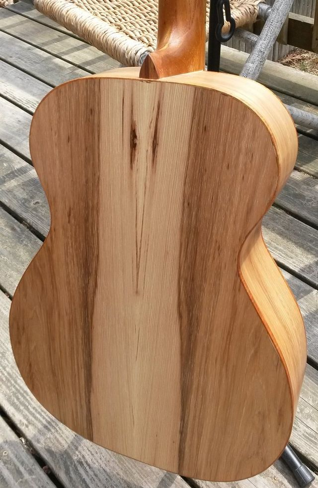Hickory Acoustic Guitar