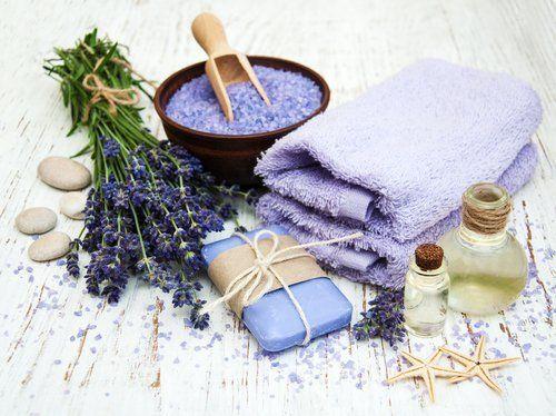 profumi e prodotti per massaggi