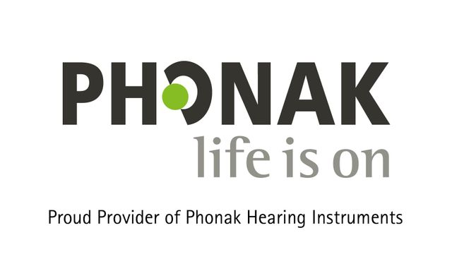 Phonak hearing aid products logo
