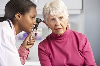 hearing loss examination - Houston & Pearland TX - The Center for Audiology