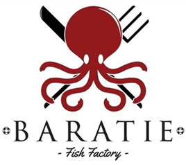 BARATIE FISH FACTORY - LOGO