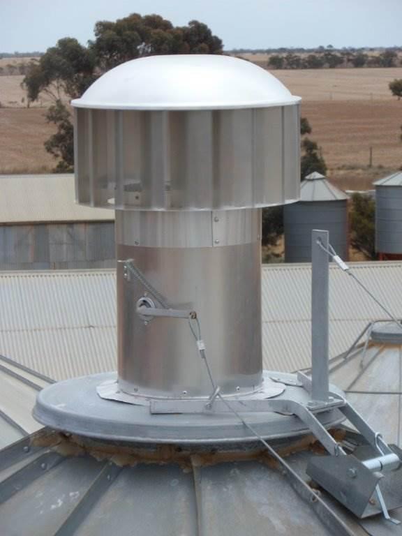 Silo Ventilation Systems Pty Ltd Wagga Wagga Nsw