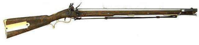 Baker Rifle (Rifled)