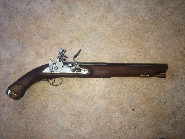 Doglock Pistol