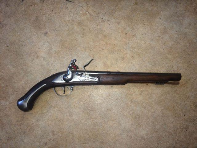 Swedish Horse Pistol
