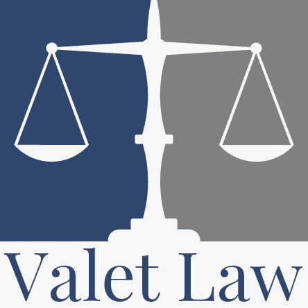 Valet Law Logo