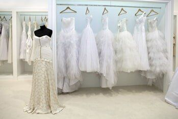 Wedding Dress Preservation And Cleaning In Champaign Urbana Il