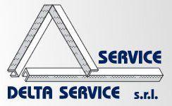 Delta Service Logo