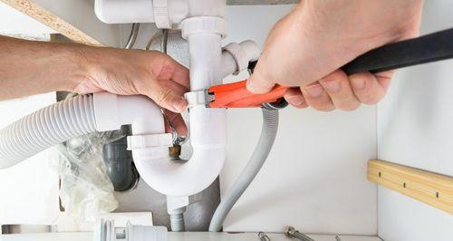 Technicians offering reliable plumbing services in Hamden, CT