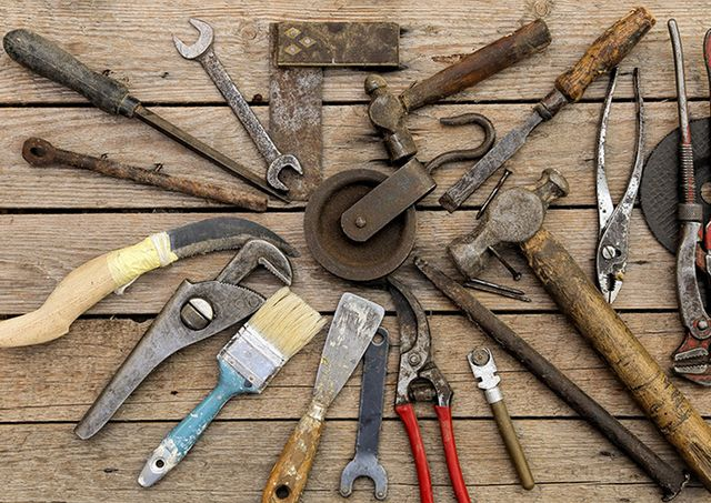 Second hand tools in Hamilton